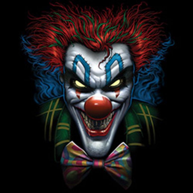 clown tie photo - 1