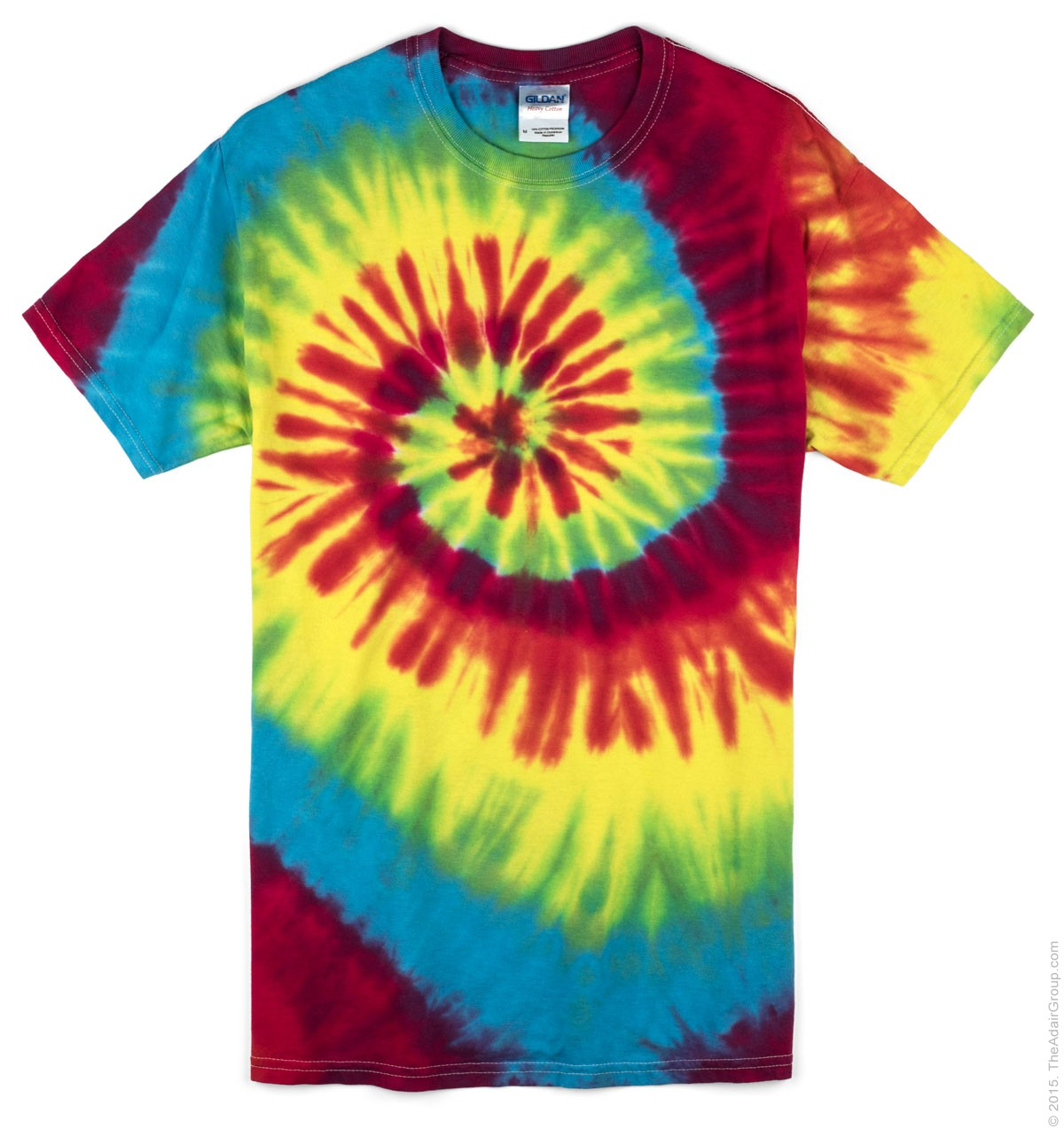 cold pizza tie dye shirts photo - 1