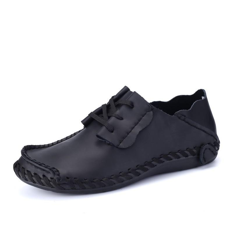 comfortable mens business shoes photo - 1