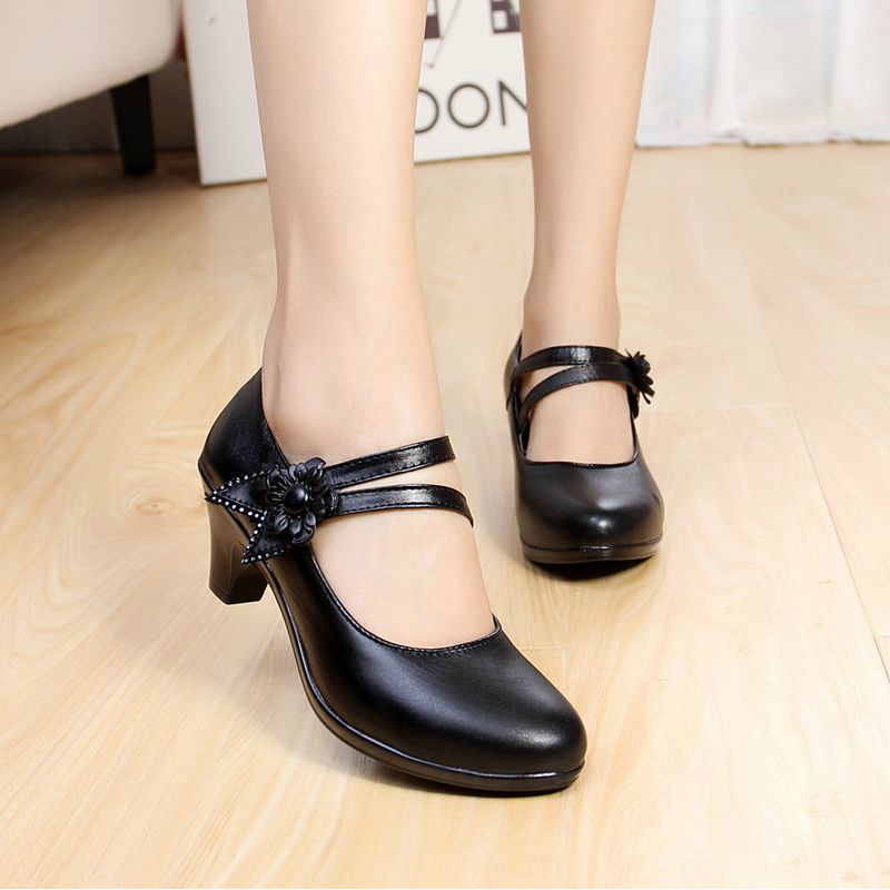 comfortable office shoes womens photo - 1