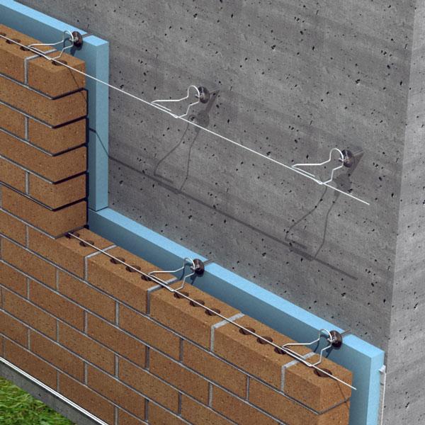 concrete tie photo - 1