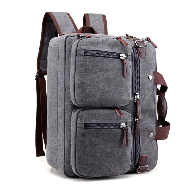 convertible briefcase backpack photo - 1