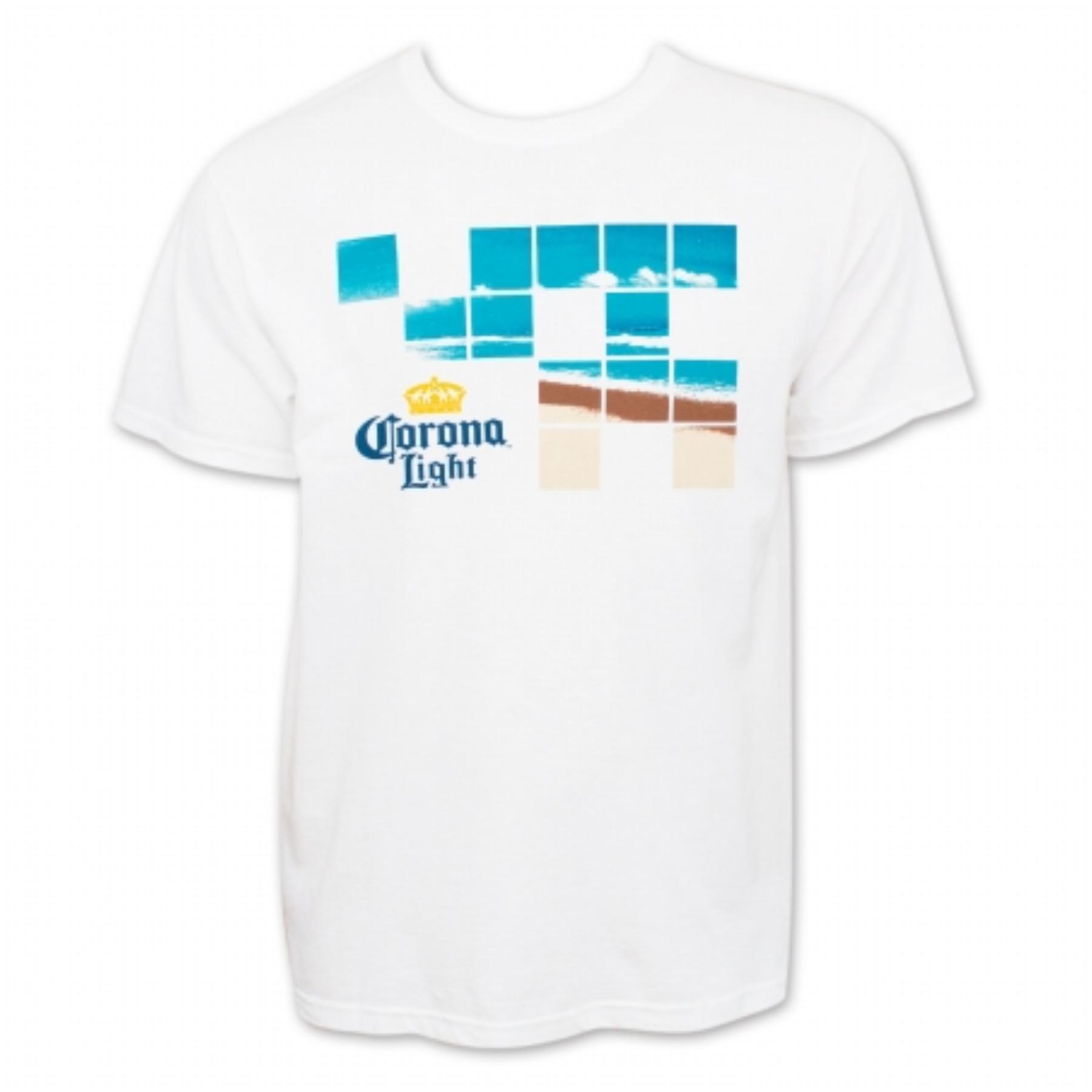 corona light office made shirt photo - 1