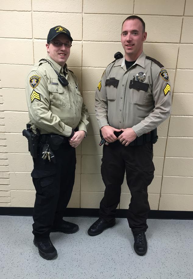 correctional office shirt photo - 1