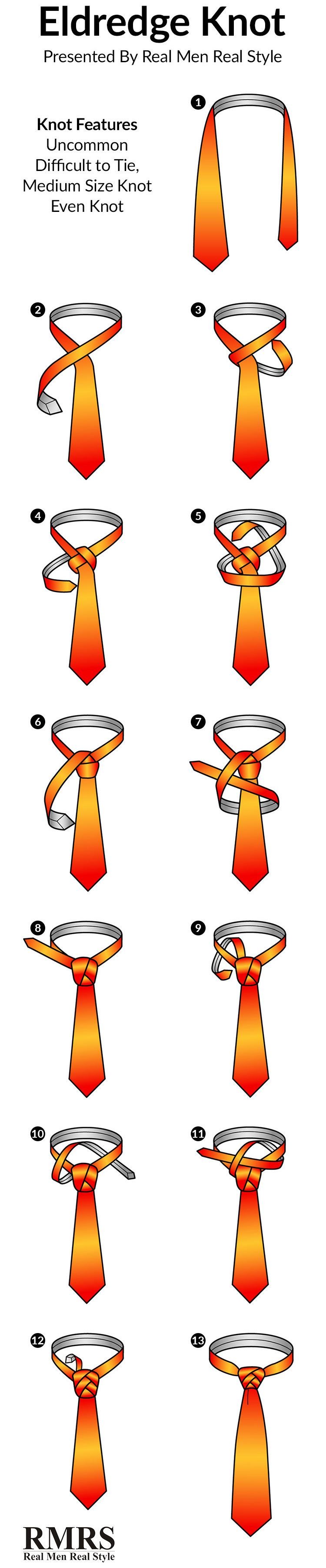 crazy tie knots photo - 1
