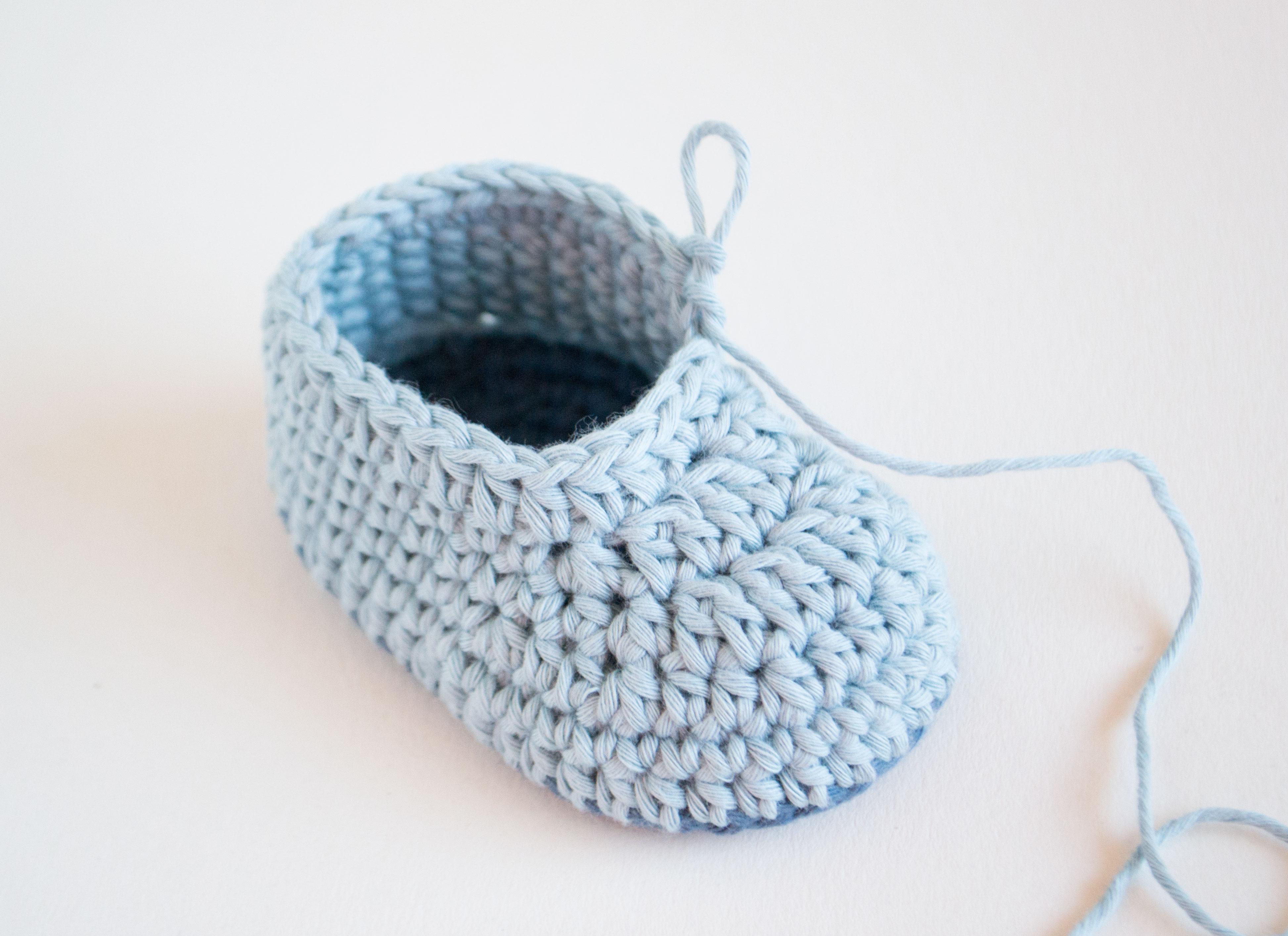crochet tie photo - 1