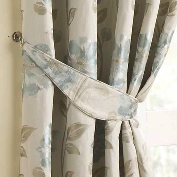 curtain tie back diy photo - 1