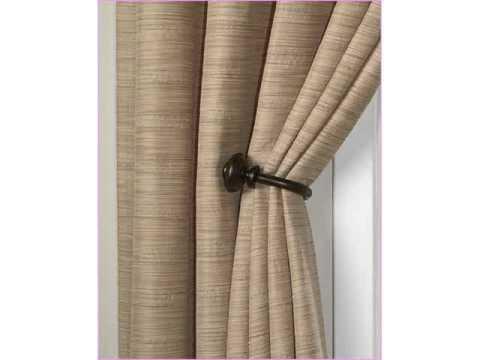 curtain tie back ideas photo - 1