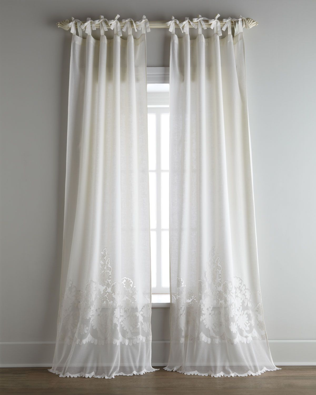 curtains tie photo - 1