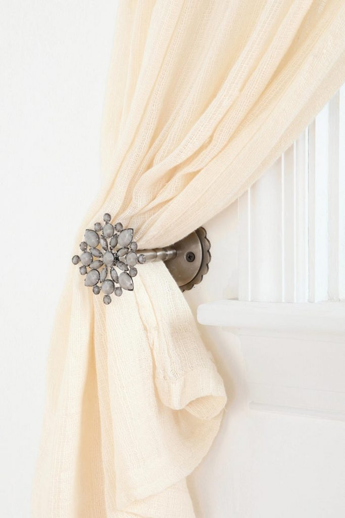 curtains tie back ideas photo - 1