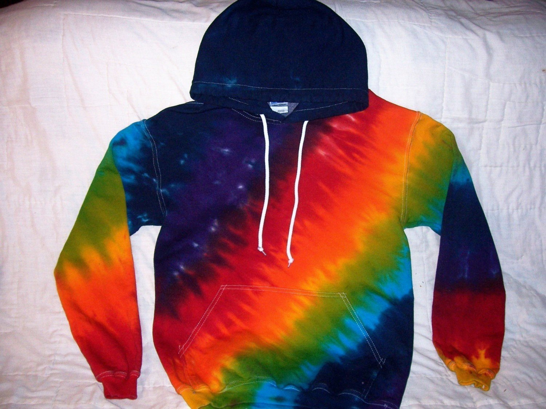 custom tie dye hoodies photo - 1