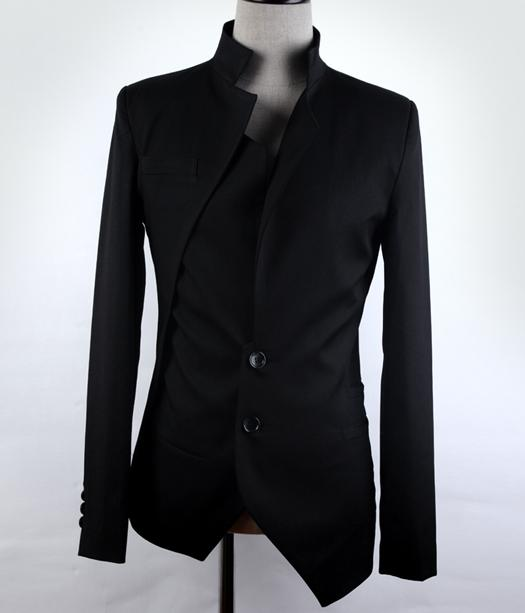 cyberpunk business suit photo - 1