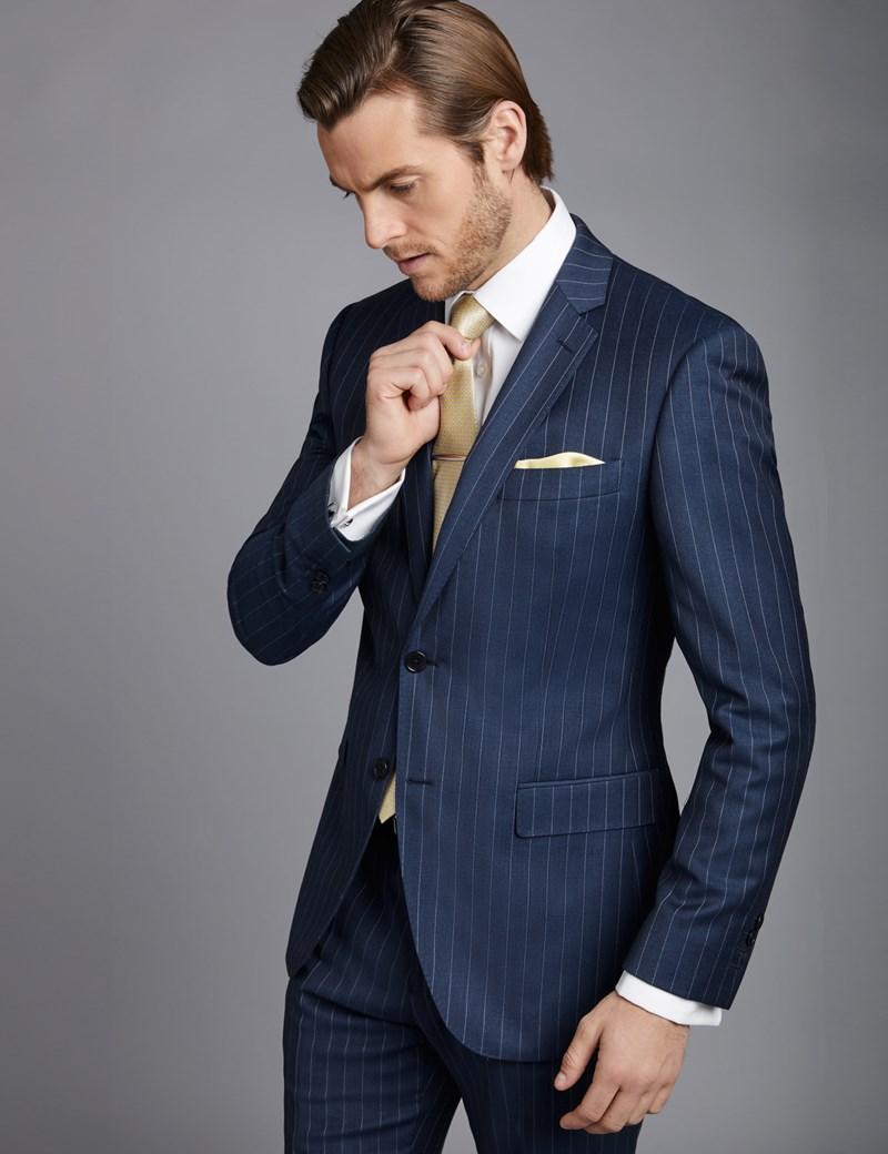 dark blue tie photo - 1