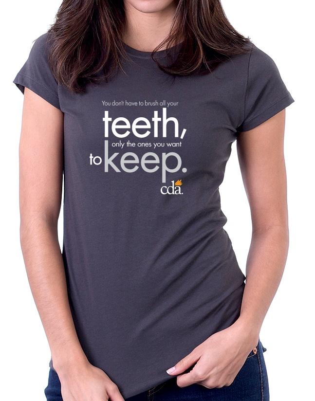 dental office t shirt design photo - 1
