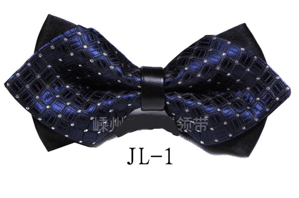 diamond tip bow tie photo - 1