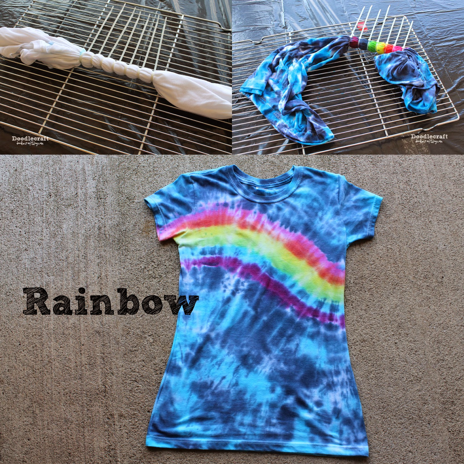 diy tie dye photo - 1