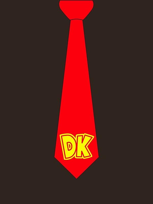 donkey kong tie photo - 1