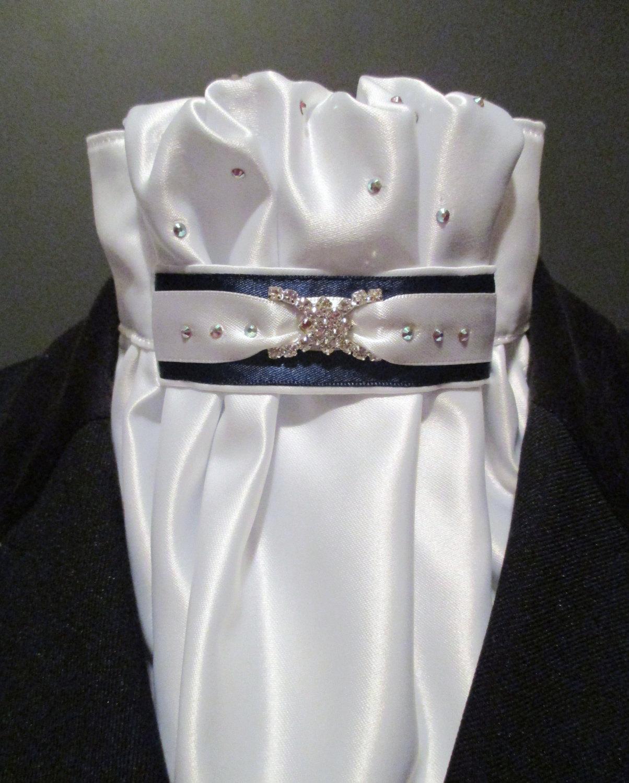 dressage stock tie photo - 1