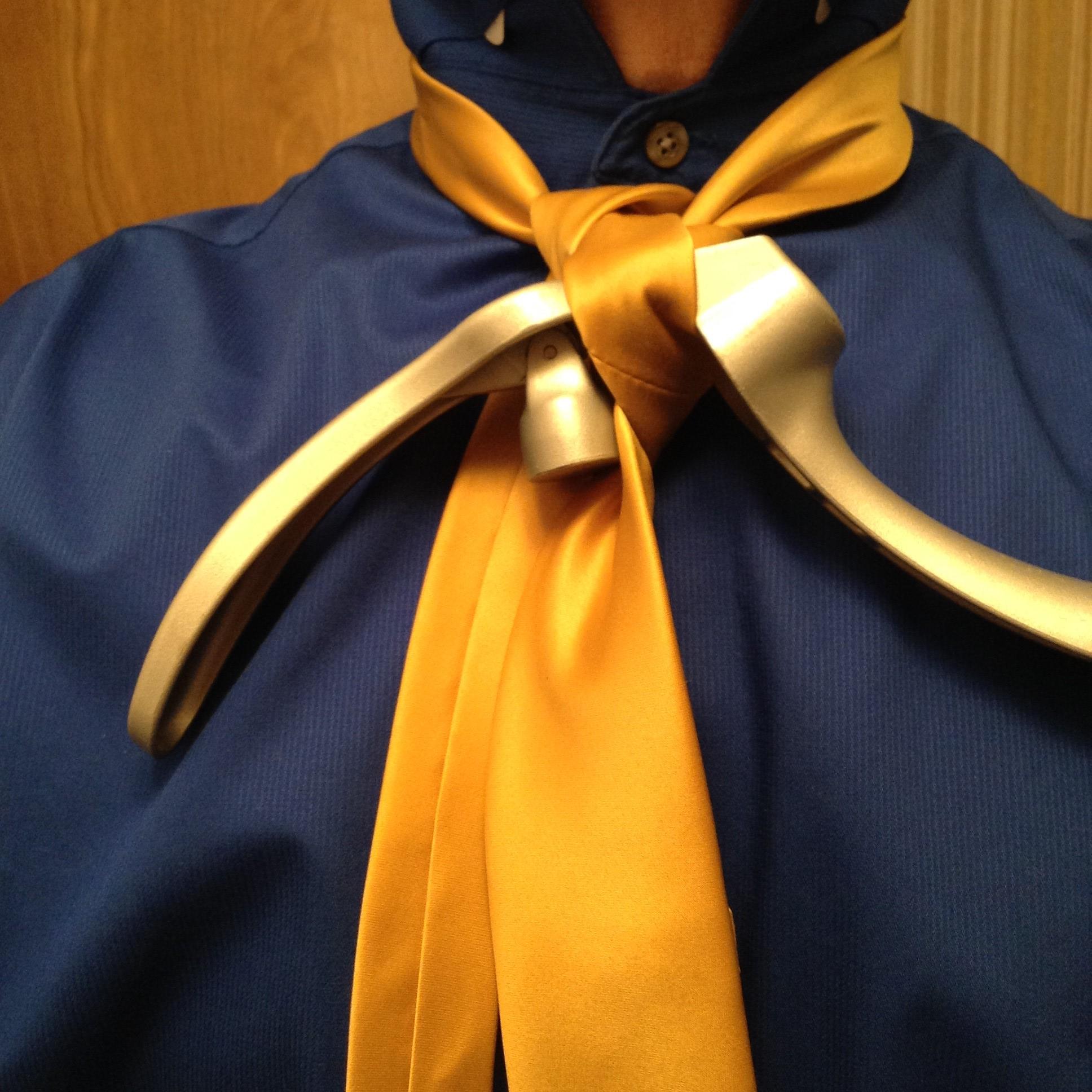 eldredge tie knot photo - 1