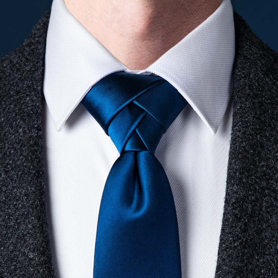 fancy tie knots photo - 1
