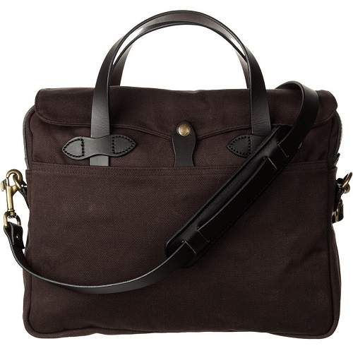 filson original briefcase review photo - 1