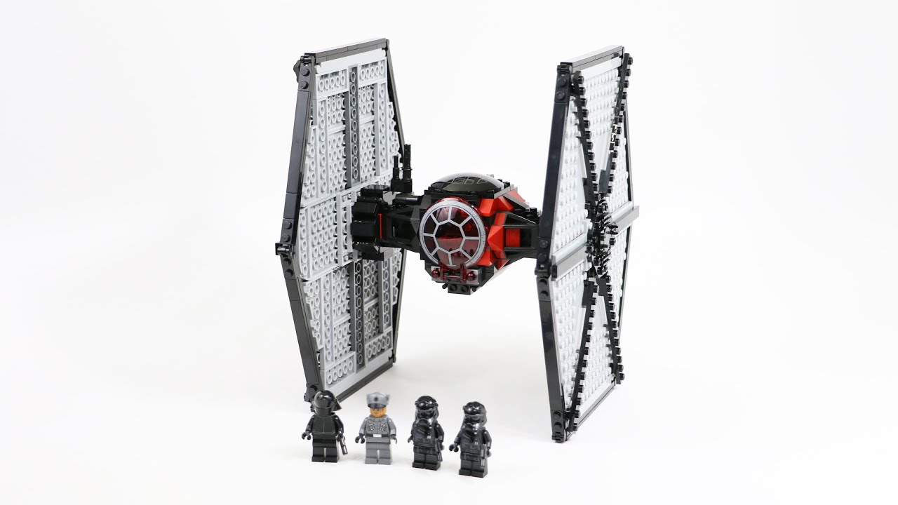 first order tie fighter lego photo - 1