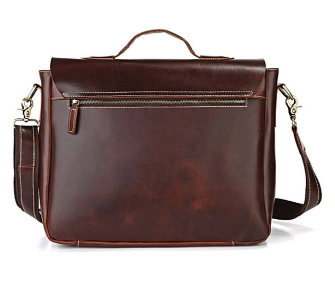 flapover briefcase photo - 1