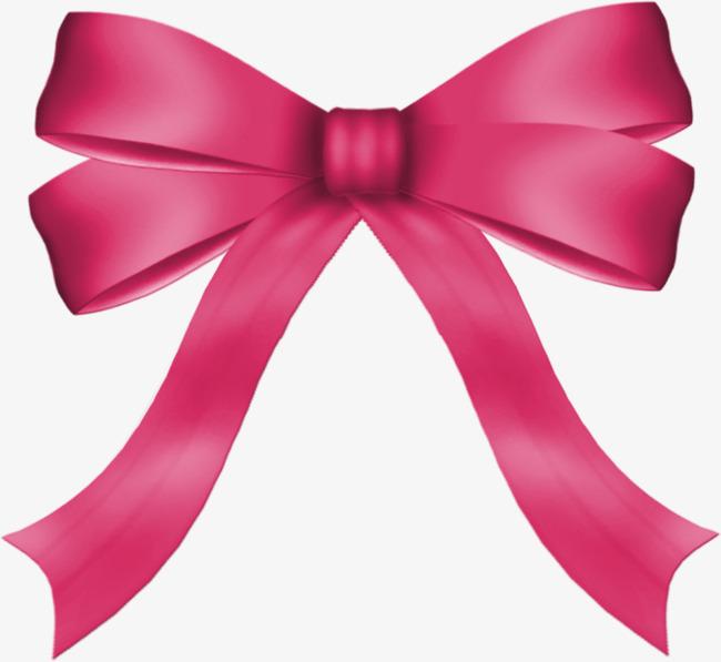 fuschia bow tie photo - 1