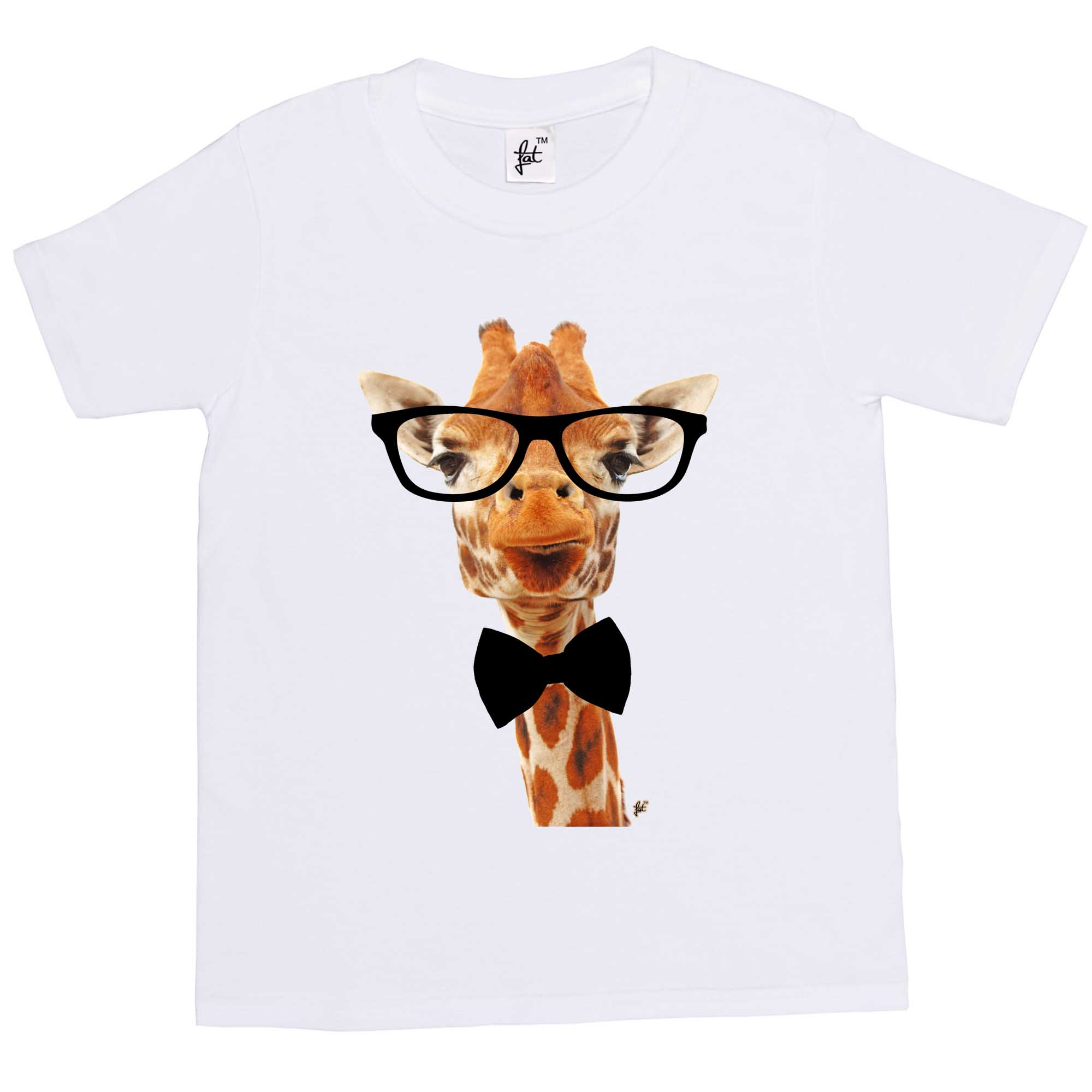 giraffe tie photo - 1