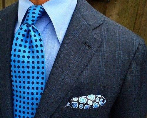 gray suit tie photo - 1