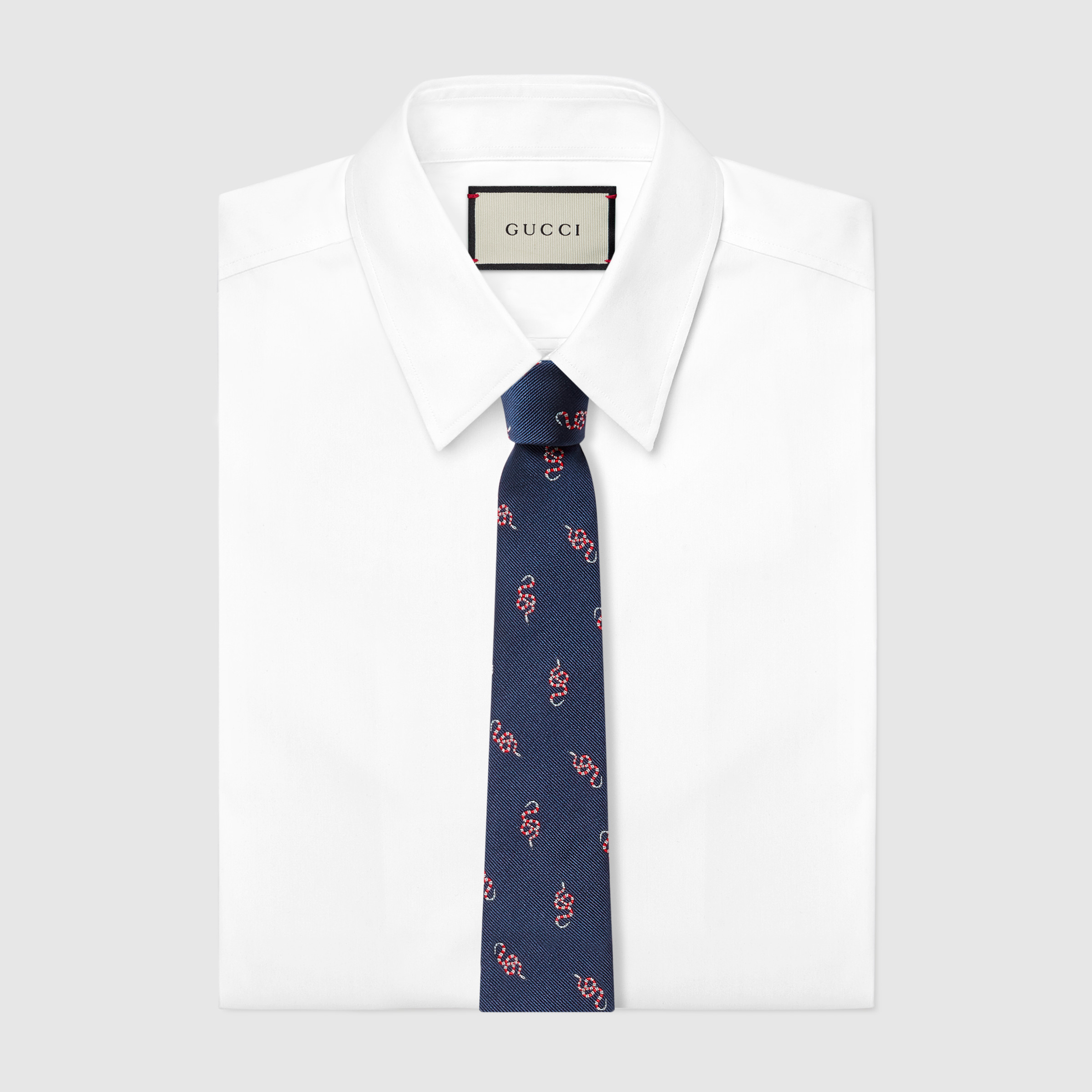 gucci snake tie photo - 1