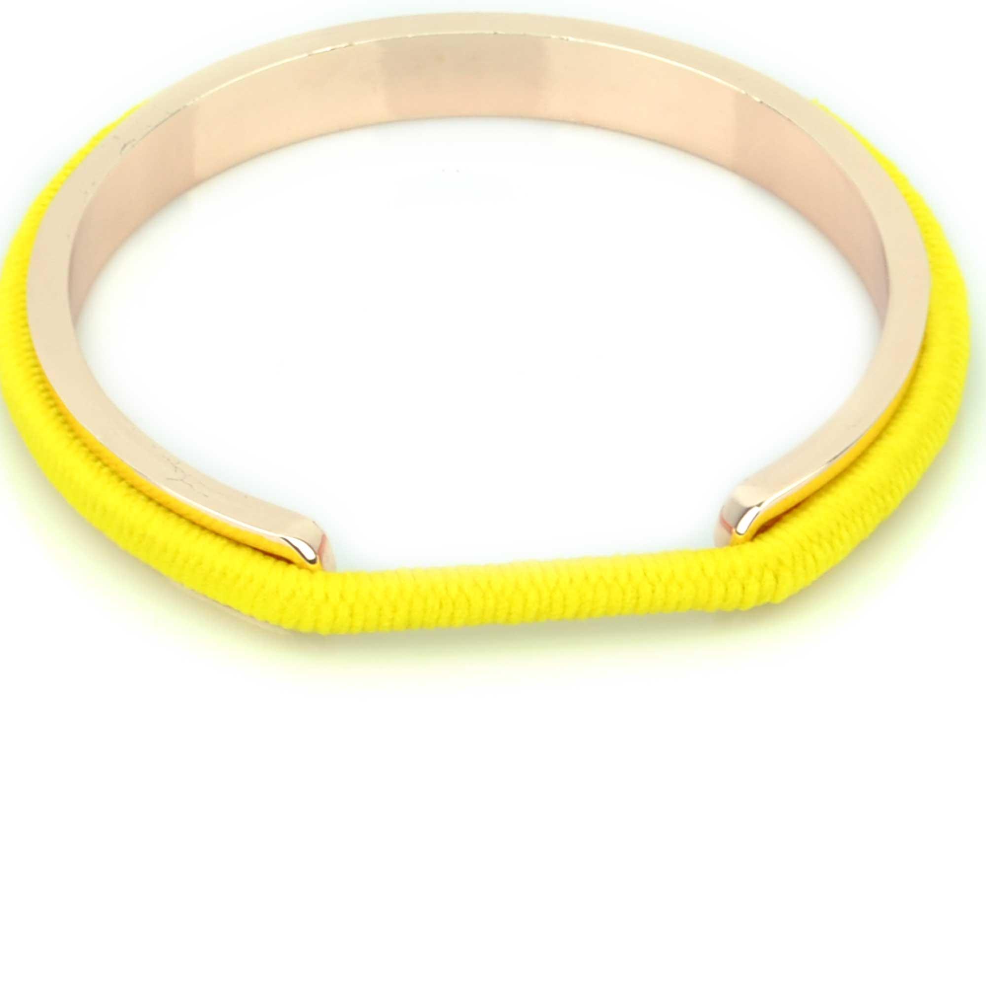 hair tie bangle bracelet photo - 1