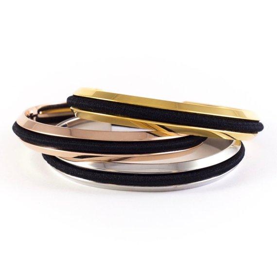 hair tie bracelet holder photo - 1