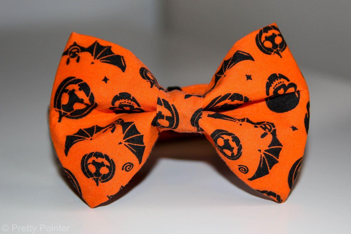halloween bow tie photo - 1