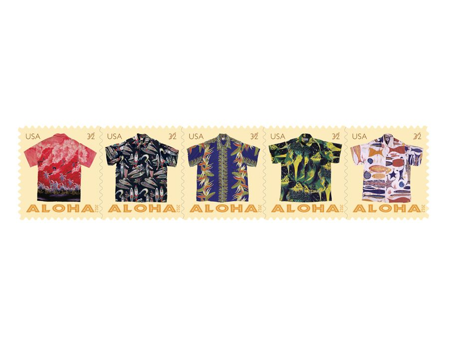 hawaii aloha shirt office photo - 1