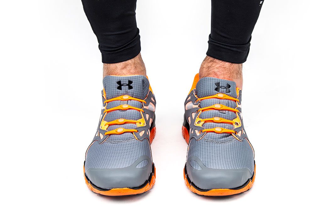 hickies no tie shoelaces photo - 1
