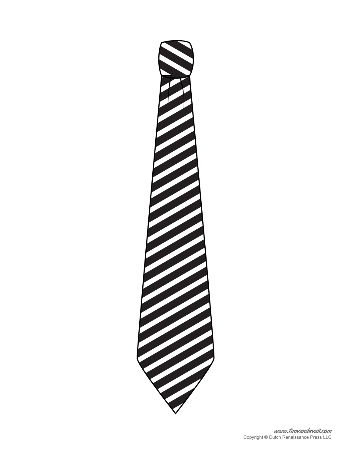 horizontal striped tie photo - 1