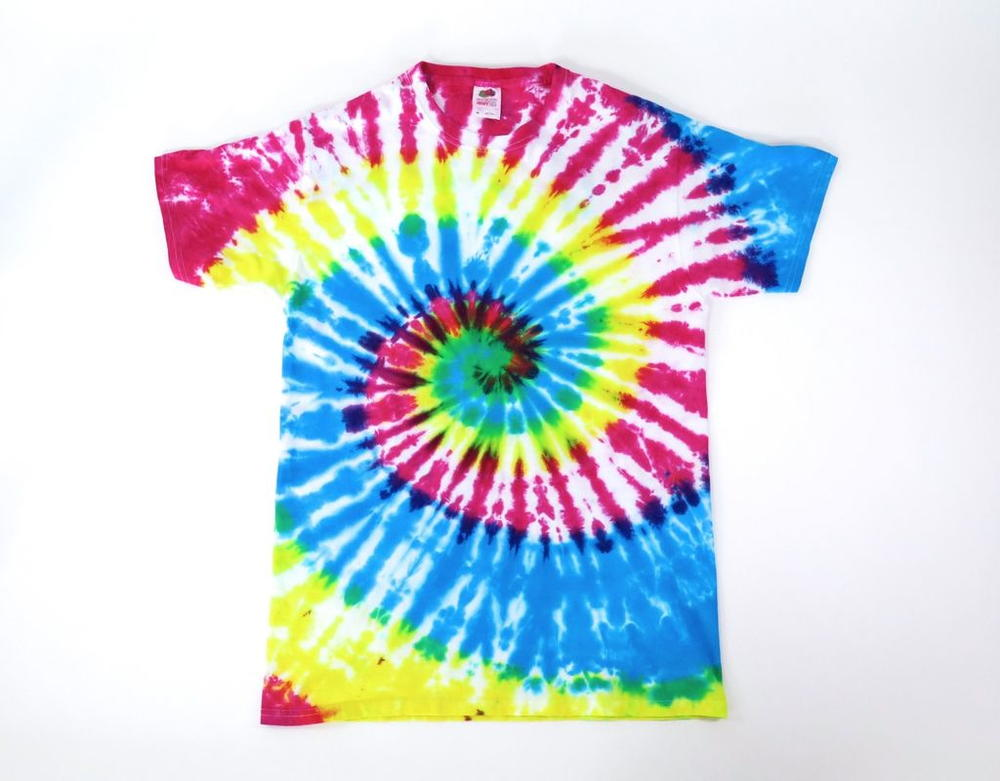 how do you make a tie dye shirt photo - 1