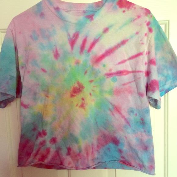 how do you tie dye photo - 1