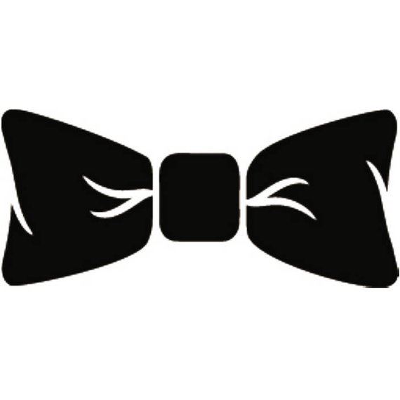 how to draw a bow tie photo - 1