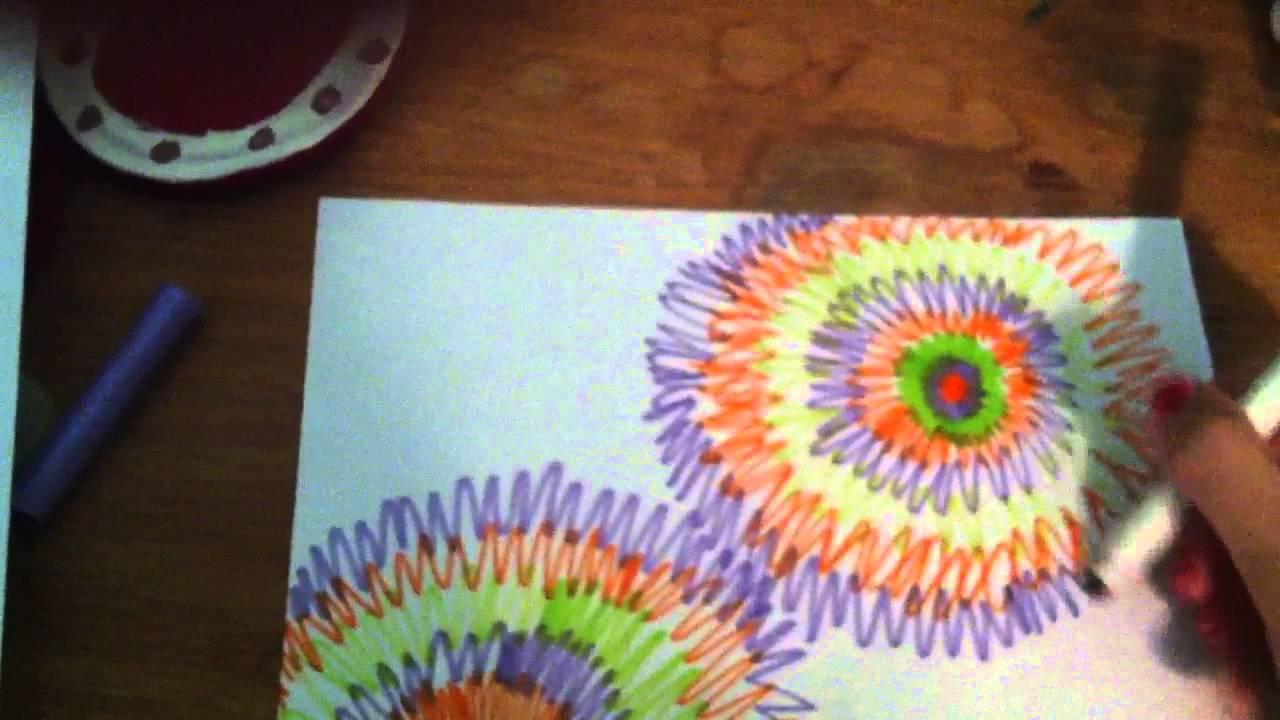 how to draw tie dye photo - 1