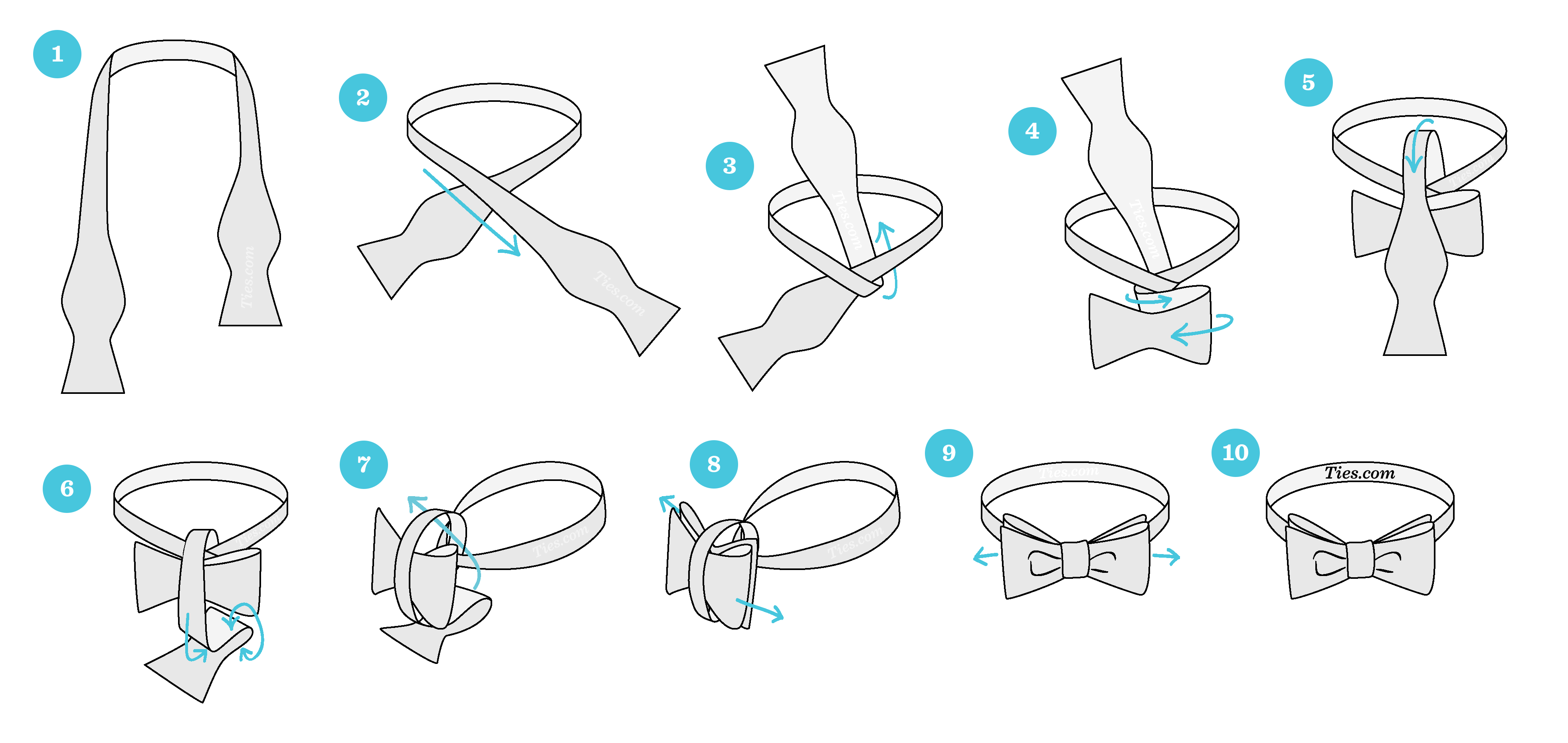 how to put a tie on photo - 1