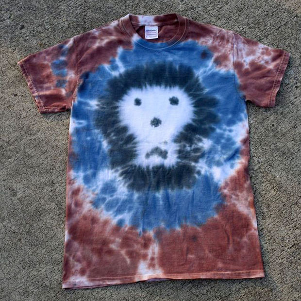 how to remove tie dye from hands photo - 1