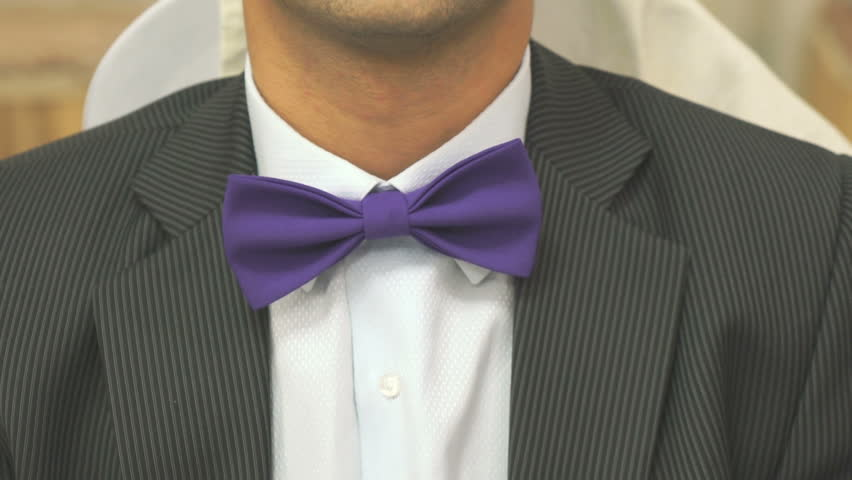 how to tighten a bow tie photo - 1