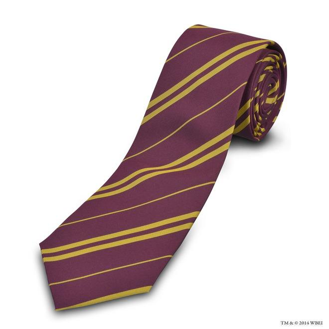 hufflepuff tie photo - 1