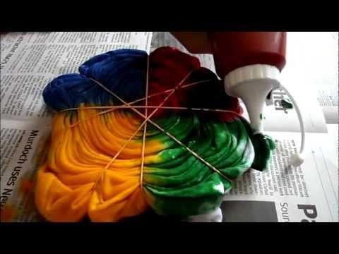 ice dye tie dye photo - 1