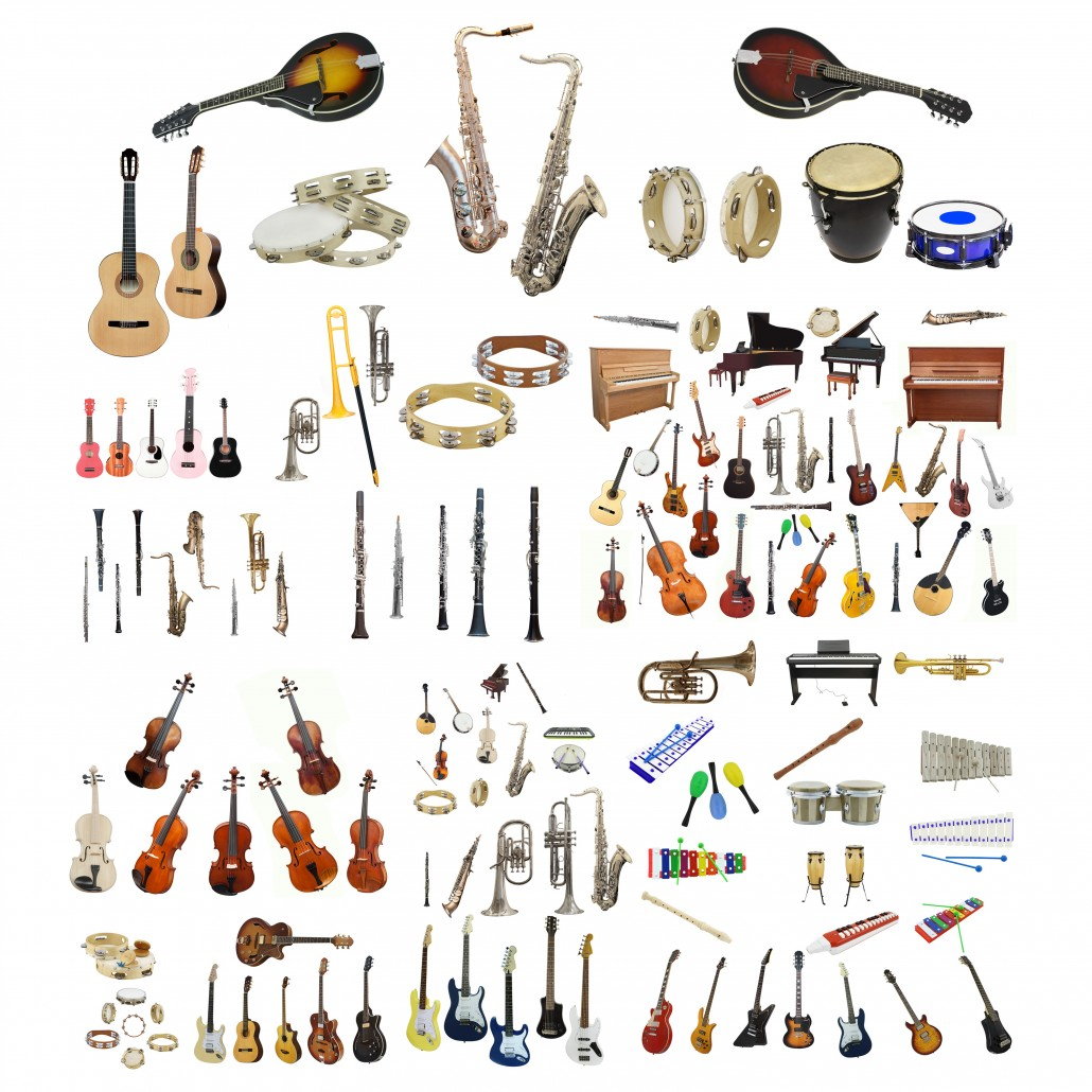 instrument tie photo - 1