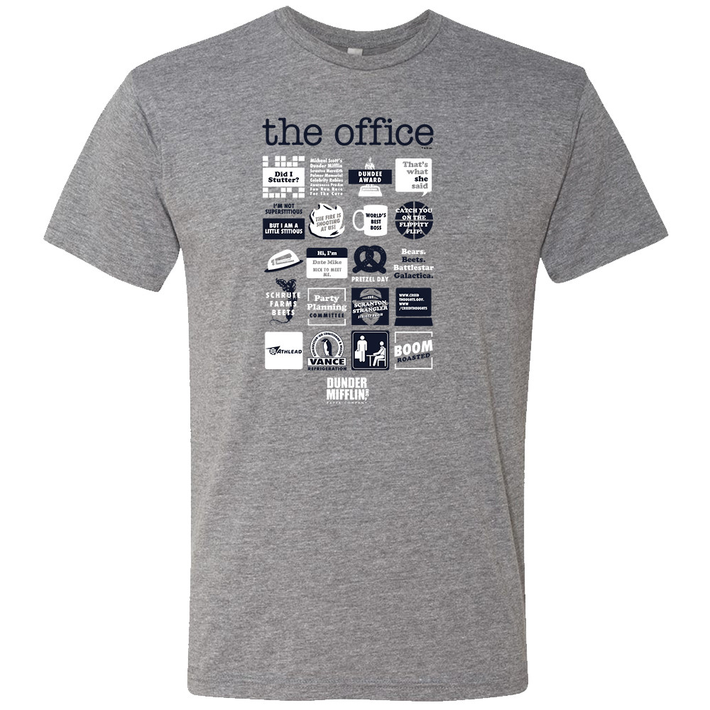jim from the office meme t shirt photo - 1