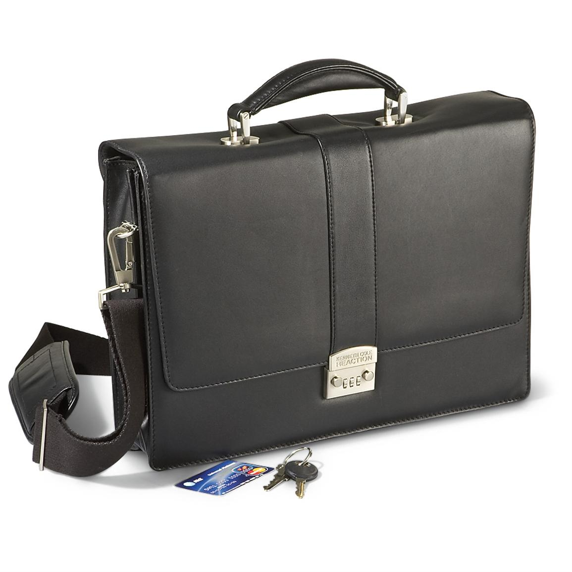 kenneth cole reaction briefcase photo - 1
