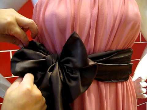 ladies bow tie photo - 1
